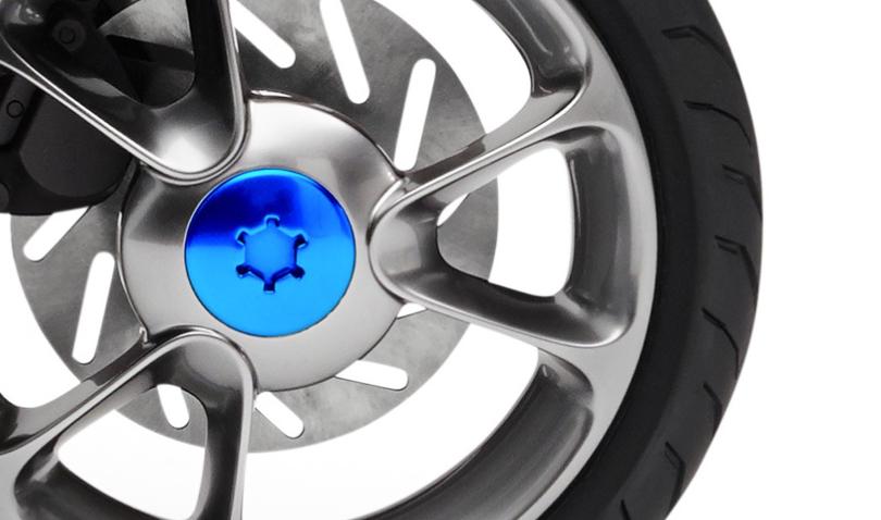 gogoro rear wheel
