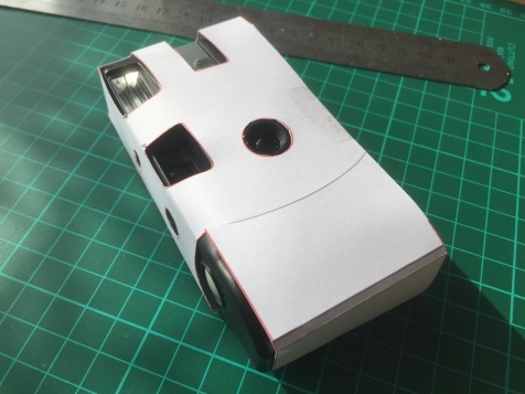 prototype, it can be printed with instructions