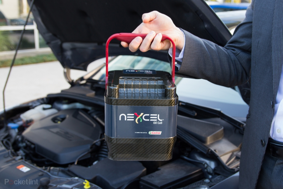 nexcel cartridge
